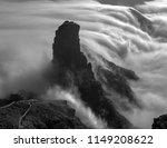 fangjingshan  mount fangjing... | Shutterstock . vector #1149208622