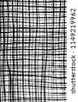 trendy handdrawn checkered... | Shutterstock . vector #1149219962