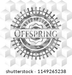 offspring retro style grey... | Shutterstock .eps vector #1149265238