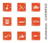 technical component icons set.... | Shutterstock .eps vector #1149289325