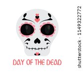 day of the dead | Shutterstock .eps vector #1149322772