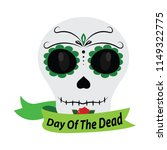 day of the dead | Shutterstock .eps vector #1149322775