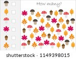 how many counting game with... | Shutterstock .eps vector #1149398015