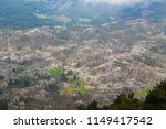 view of the stony valley among... | Shutterstock . vector #1149417542