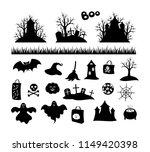 set of vector illustrations....   Shutterstock .eps vector #1149420398