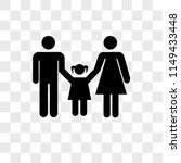 family of mother and father... | Shutterstock .eps vector #1149433448