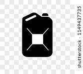 petrol can vector icon on... | Shutterstock .eps vector #1149437735