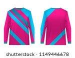 templates of sportswear designs ...   Shutterstock .eps vector #1149446678