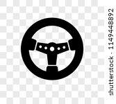 automobile steering wheel... | Shutterstock .eps vector #1149448892