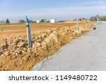 construction site for a new... | Shutterstock . vector #1149480722