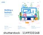 vector illustration for web... | Shutterstock .eps vector #1149533168