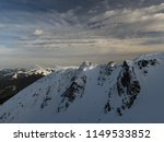 winter landscape with a...   Shutterstock . vector #1149533852