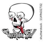 rock and roll. vector hand...   Shutterstock .eps vector #1149632732