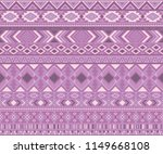 navajo american indian pattern... | Shutterstock .eps vector #1149668108