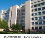 minks belarus august 14  2013 ...   Shutterstock . vector #1149721232