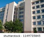 minks belarus august 14  2013 ...   Shutterstock . vector #1149735845