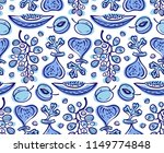 abstract seamless background... | Shutterstock .eps vector #1149774848