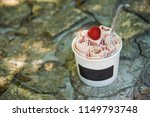thai ice cream | Shutterstock . vector #1149793748
