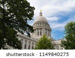 wisconsin state capitol... | Shutterstock . vector #1149840275