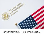 Envelope From U.s. Citizenship...
