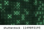 multiple aims across green... | Shutterstock . vector #1149893195
