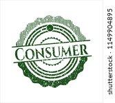 green consumer distressed... | Shutterstock .eps vector #1149904895