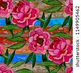 watercolor seamless pattern... | Shutterstock . vector #1149905462