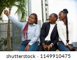 group of business people... | Shutterstock . vector #1149910475