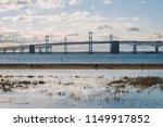 Sunrise View Of The Chesapeake...