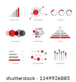 infographic elements  data... | Shutterstock .eps vector #1149926885