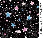 space galaxy constellation... | Shutterstock .eps vector #1149930212