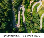 bird's eye view of scenic... | Shutterstock . vector #1149954572
