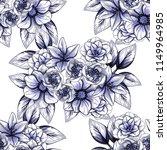 abstract elegance seamless... | Shutterstock .eps vector #1149964985