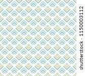 seamless pattern with strokes... | Shutterstock .eps vector #1150003112