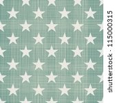 Seamless Stars Pattern In Retr...