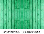 Wooden Fence Texture  Old Green ...
