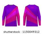 templates of sportswear designs ...   Shutterstock .eps vector #1150049312