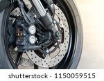 close up of radial mount... | Shutterstock . vector #1150059515