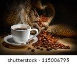 coffee | Shutterstock . vector #115006795