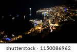 night panorama of the... | Shutterstock . vector #1150086962