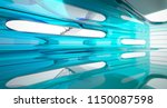 abstract white and colored... | Shutterstock . vector #1150087598