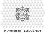 aberrant grey emblem. retro...   Shutterstock .eps vector #1150087805