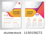 template vector design for... | Shutterstock .eps vector #1150158272