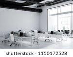 side view of a modern... | Shutterstock . vector #1150172528