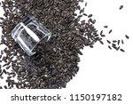 macro view of natural organic... | Shutterstock . vector #1150197182