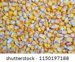 macro view of natural organic... | Shutterstock . vector #1150197188