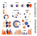 business info visualisation...   Shutterstock .eps vector #1150210778