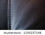 black leather texture or... | Shutterstock . vector #1150237148