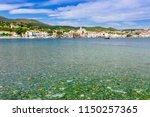 sea landscape with cadaques ...   Shutterstock . vector #1150257365
