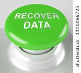 data recovery software bigdata... | Shutterstock . vector #1150266725